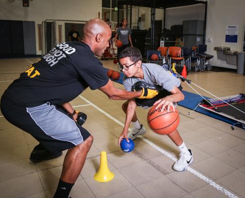 Genesis Hoops Basketball Training
